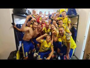 GKS Jastrzębie – Arka Gdynia 0-4: Kulisy meczu