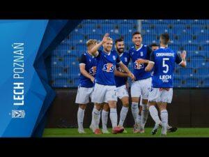 MECZ w czasach PANDEMII i pewny AWANS. KULISY spotkania LECH Poznań – FK Valmiera 3:0.