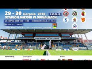 (NA ŻYWO) GRUPA B – VIII Turniej Piłkarski im. Grzegorza Wołągiewicza