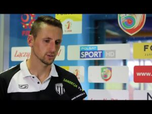 2020-08-29 Miedź Legnica – Sandecja 3-1 (3-0), Michal Piter Bucko