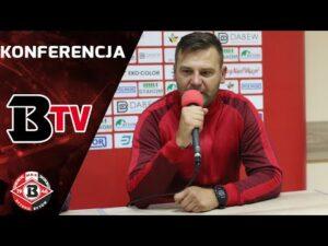 Konferencja prasowa po meczu Bytovia – Olimpia Grudziądz (2:0)