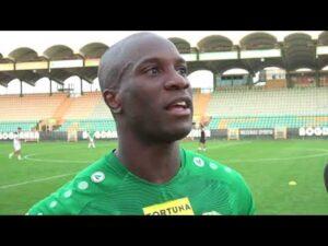 Leandro: Trener powiedział nam że musimy zagrać ofensywniej