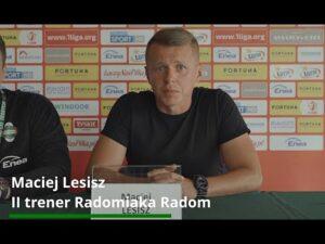 Konferencja prasowa po meczu Radomiak Radom – Widzew Łódź 4:1 [RADOMIAK.TV]