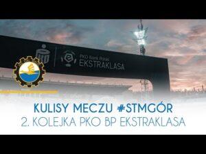 TV Stal: Kulisy meczu #STMGÓR 2. Kolejka PKO BP Ekstraklasa