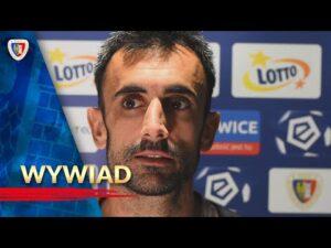WYWIAD | Gerard Badia po meczu z Pogonią.
