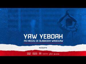 Yeboah: Musimy ciężko pracować