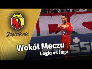 Wokół Meczu – Legia vs Jaga (1:2)