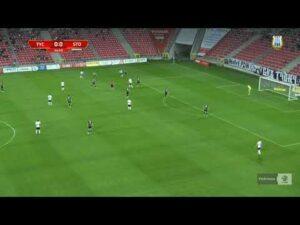 SKRÓT | GKS Tychy – Stomil Olsztyn 0:0 (29.08.2020 r.)