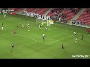 1. kolejka Fortuna1Liga: Skrót meczu GKS Tychy – Stomil Olsztyn 0:0