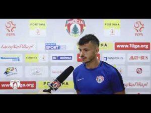 Michał Mikołajczyk po porażce z Resovią | PUSZCZA TV