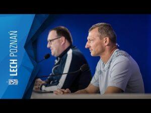 Konferencja prasowa trenera DARIUSZA ŻURAWIA przed ROZPOCZĘCIEM SEZONU 2020/21