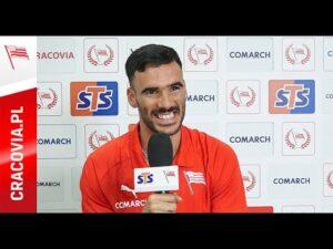 Iván Márquez nowym zawodnikiem Cracovii | Pierwszy wywiad (06.08.2020)