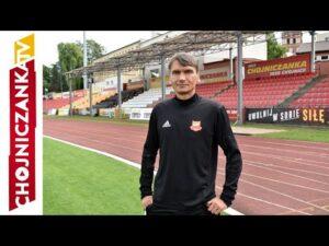 Adam Nocoń: Chciałbym, żeby Chojniczanka grała skutecznie