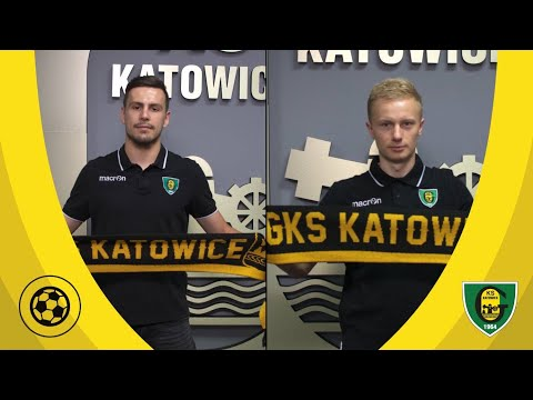 Filip Kozłowski i Dominik Kościelniak dla GieKSa TV (07 08 2020)