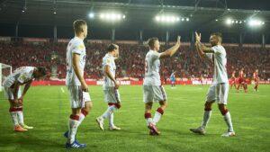 Read more about the article Gol co dwa kwadranse. Statystyki ŁKS po 4 kolejkach