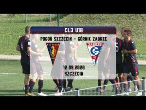 CLJ U18: Pogoń Szczecin – Górnik Zabrze 3:2
