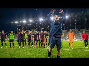 Kulisy 2020|2021 – Odc. 5 – Jeden gol Kuchego daje trzy punkty Pogoni
