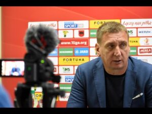 Konferencja po meczu Górnik – Resovia