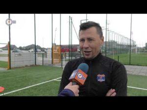 Krzysztof Lipecki po meczu rezerw