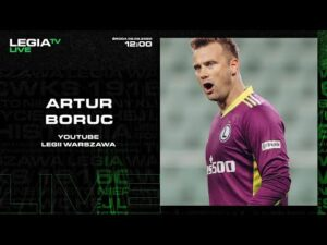 LIVE z Arturem Borucem