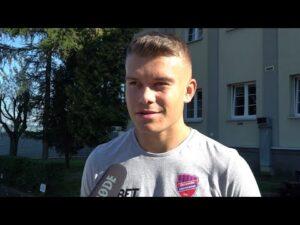 Kamil Piątkowski: ciężko pracowałem na szansę w reprezentacji Polski U-21