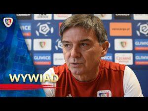 Wywiad z trenerem Fornalikiem