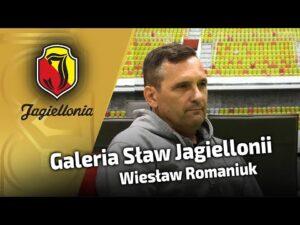 Galeria Sław Jagiellonii – Wiesław Romaniuk