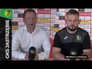 [GKS TV] Konferencja prasowa po meczu z Radomiakiem