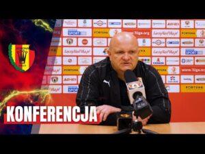 Trenerzy po meczu Puszcza Niepołomice – Korona Kielce 0:0 (11.09.2020)