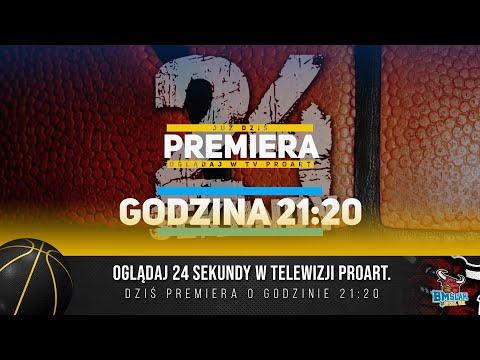 Oglądaj 24 sekundy w Telewizji Proart. Dziś premiera o godzinie 21:20