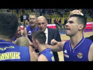 Asseco Arka Gdynia vs. BM Slam Stal Ostrów Wielkopolski – skrót meczu – 03.09.2020