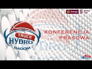 Konferencja prasowa po meczu HydroTruck Radom – Legia Warszawa