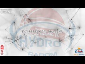 Konferencja prasowa po meczu HydroTruck Radom – MKS Dąbrowa G. (2020/2021)