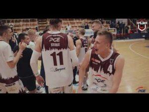 Skrót meczu PGE Spójnia Stargard – Pszczółka Start Lublin
