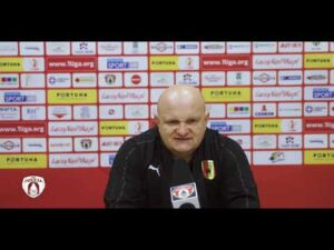 Maciej Bartoszek po meczu w Niepołomicach | PUSZCZA TV
