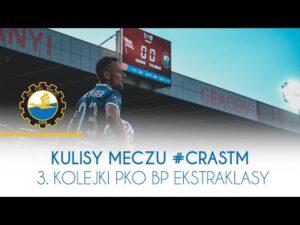 TV Stal: Kulisy meczu #CRASTM 3. Kolejki PKO BP Ekstraklasy
