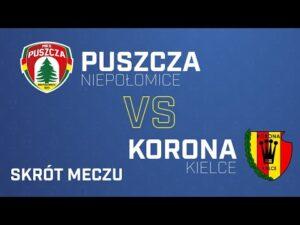 [SKRÓT] Puszcza Niepołomice – Korona Kielce 0-0| PUSZCZA TV