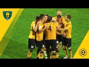 Skrót meczu GKS Katowice – Lech II Poznań 3:1 (13 09 2020)