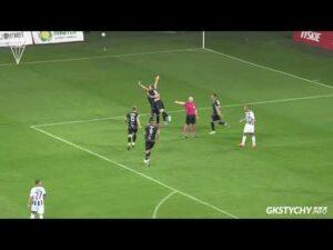 3. kolejka Fortuna1Liga: Skrót meczu GKS Tychy – Sandecja Nowy Sącz 2:0