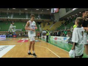 Stelmet Enea BC Zielona Góra – GTK Gliwice 92:73 (skrót meczu)