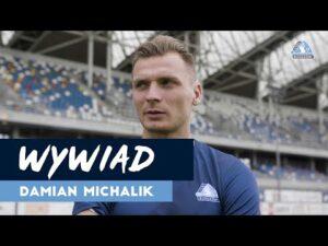 Read more about the article Damian Michalik na dłużej w Stali 💙💙💙