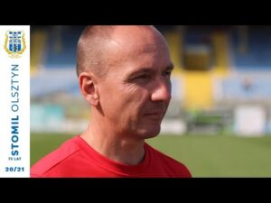 Adam Majewski: Chcemy zacząć zdobywać bramki (15.09.2020 r.)