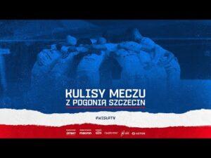 Kulisy meczu: Pogoń Szczecin – Wisła Kraków (13.09.2020)