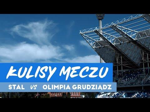 Kulisy meczu Stal Rzeszów – Olimpia Grudziądz (12.09.2020)
