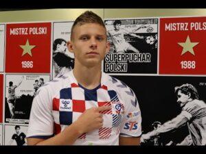 Norbert Wojtuszek piłkarzem Górnika