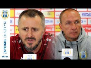 Konferencja po meczu Stomil Olsztyn – Odra Opole 0:1 (16.09.2020 r.)