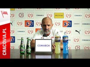 Konferencja prasowa Trenera Michała Probierza przed meczem z Zagłębiem Lubin (18.09.2020)
