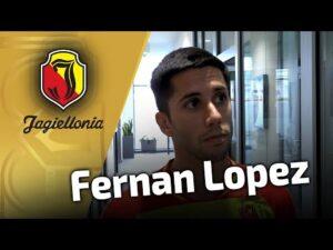 Fernan Lopez – Nowym zawodnikiem Jagiellonii