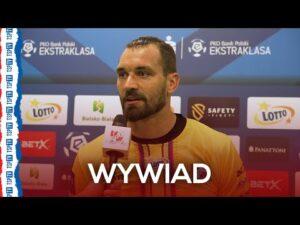 Polaček: To pierwsza taka sytuacja w mojej karierze