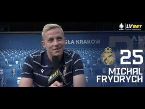 Michal Frydrych: Nie mogę doczekać się meczów